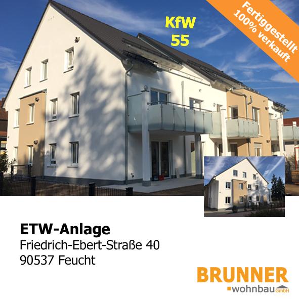 ETW-Anlage, Friedrich-Ebert-Straße 40, 90537 Feucht