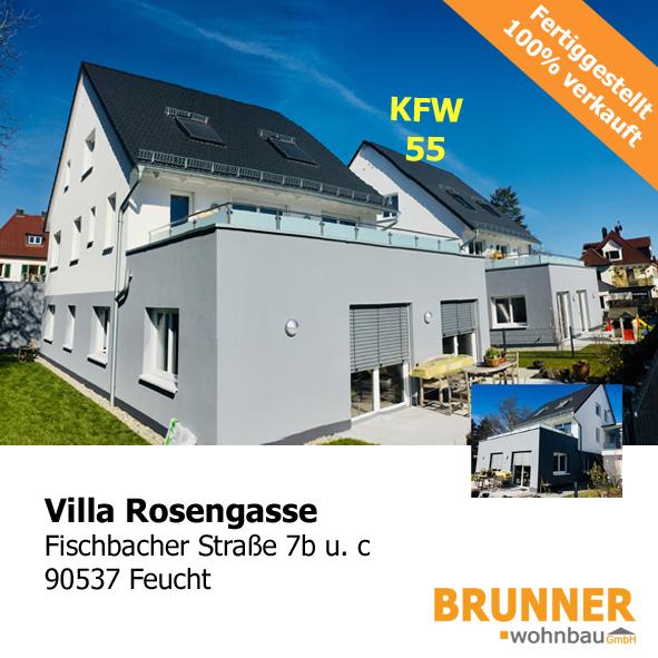 Villa Rosengasse, Fischbacher Straße 7b u. c, 90537 Feucht